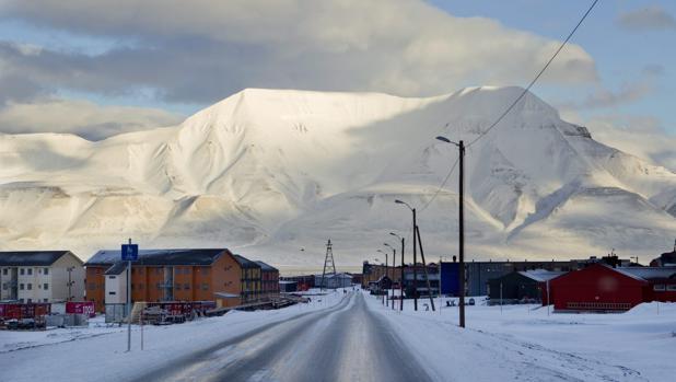 El pueblo noruego donde está prohibido morirse