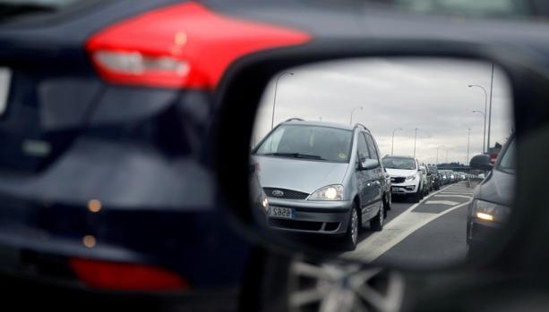 Sigue en directo la operación salida, el tráfico y el estado de las carretas
