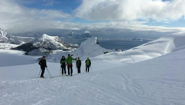 Travesía por los Alpes suizos