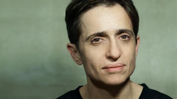 La periodista y escritora Masha Gessen