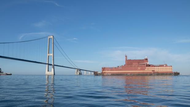 Rusia envía al Ártico la primera nuclear flotante de una serie de cinco