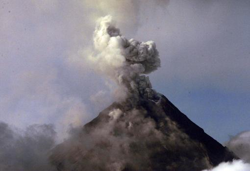 Volcán Mayón