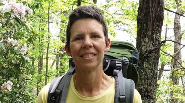 Judy Perkins está completamente activa y sin asomo del cáncer de mama que padecía