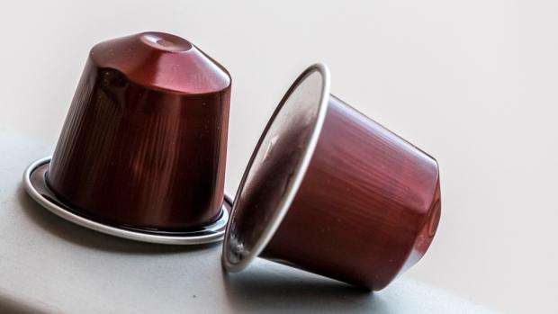 Cápsulas de café de un solo uso