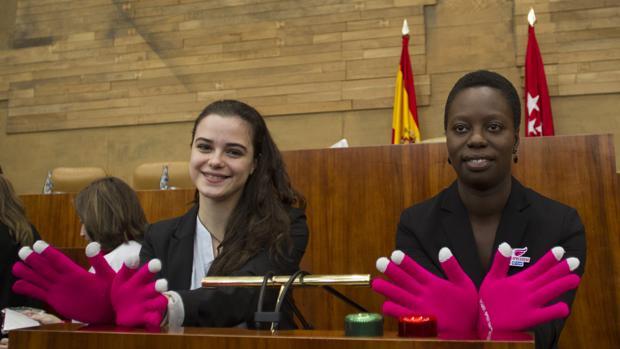 Acto en Madrid contra la mutilación femenina genital