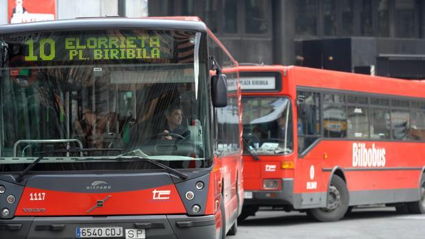 Imagen de archivo de Bilbobus