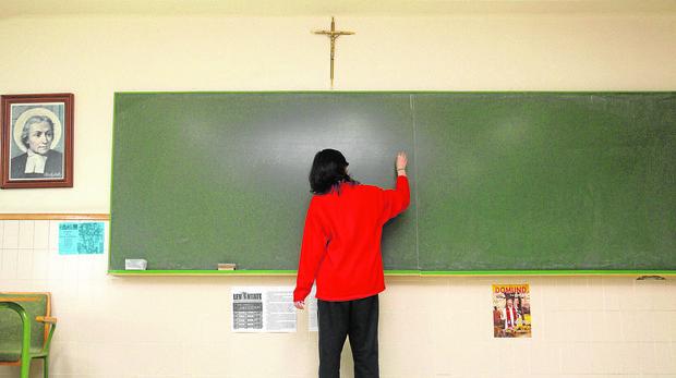 El 62,6 por ciento de los alumnos españoles de centros públicos y concertados asiste a la clase de Religión