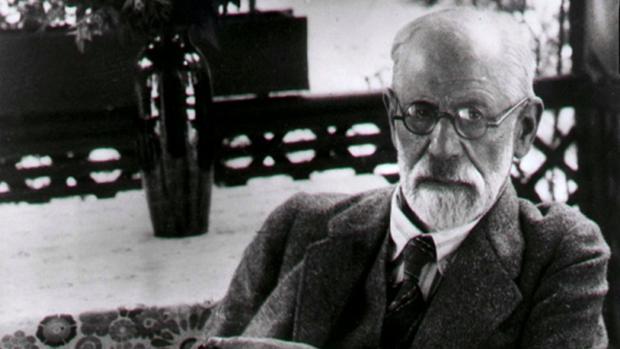 Retrato de Sigmund Freud realizado en Viena en 1929