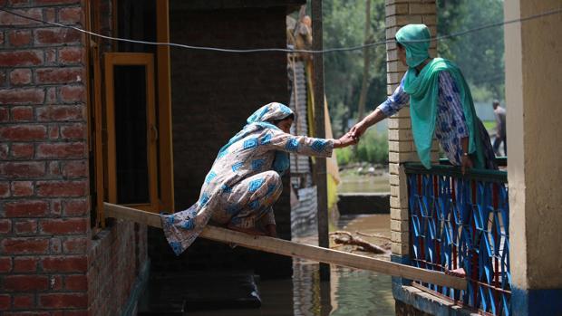 Las fuertes inundaciones han afectado a más de 200.000 personas