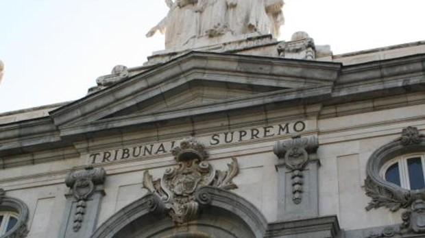 Fotografía del edificio del Tribunal Supremo