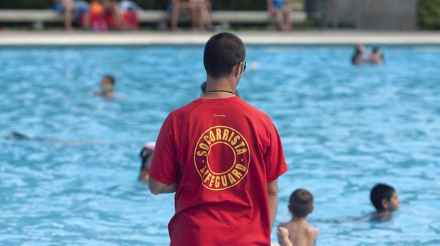 Los socorristas alemanes advierten del incremento de los ahogamientos de niños