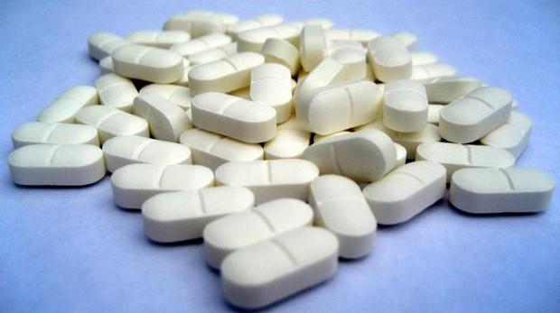 Imagen de archivo de unos medicamentos