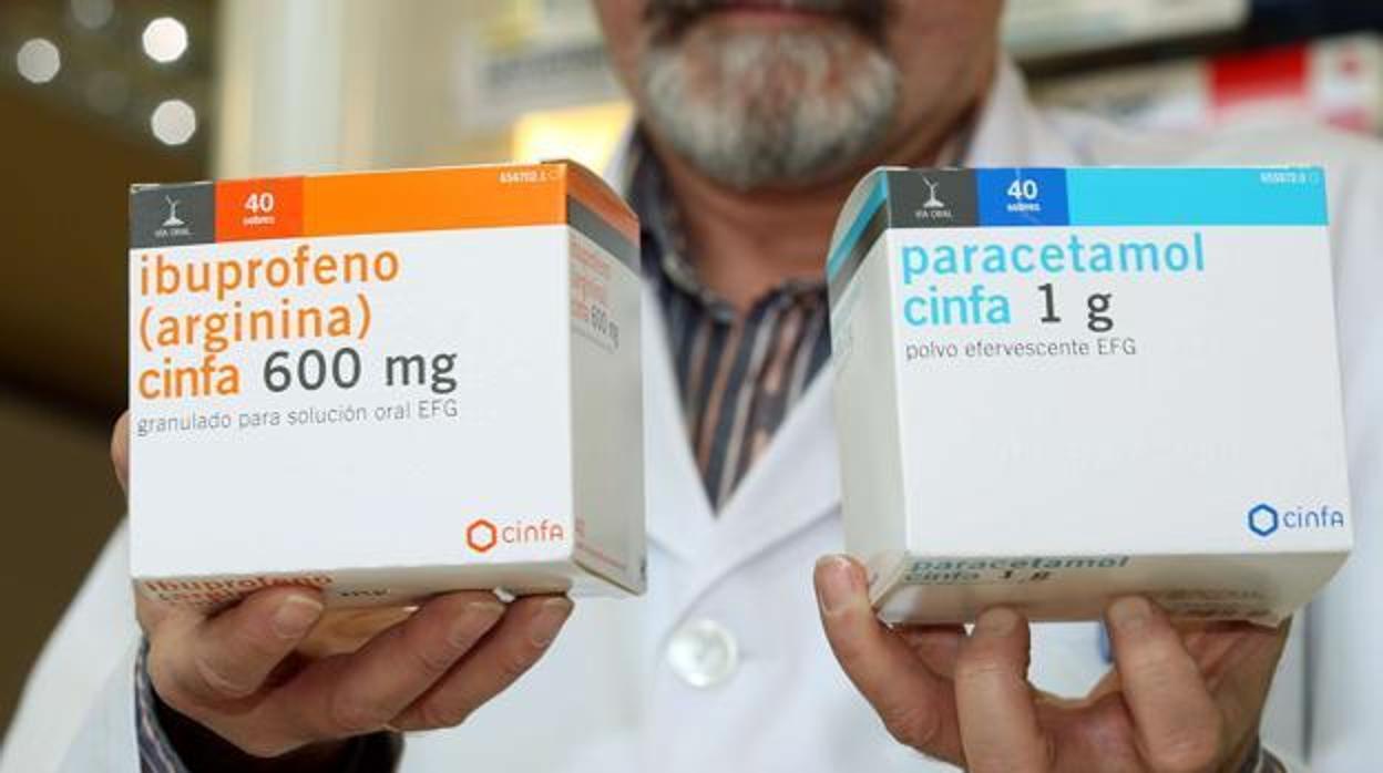 para que sirve ibuprofeno tabletas 600 mg