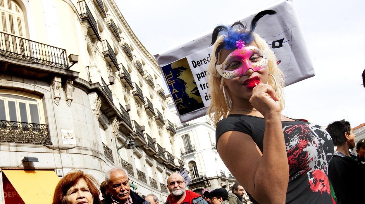 prostitutas cuatro organizacion prostitutas barcelona