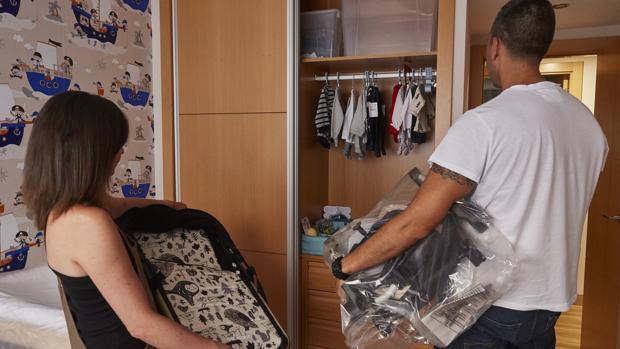 Marina y Fernando se convertirán en padres por gestación subrogada en noviembre en Ucrania