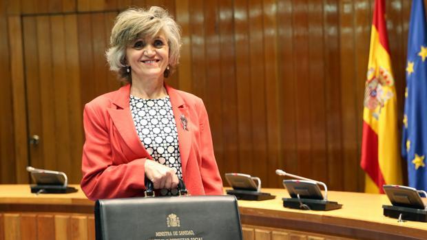 Carcedo llega al Ministerio de Sanidad con una «sensación agridulce» por la salida de Montón