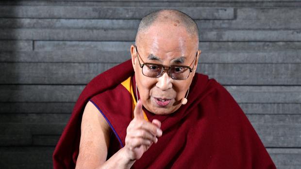 El líder espiritual tibetano, el Dalai Lama, en una imagen de archivo