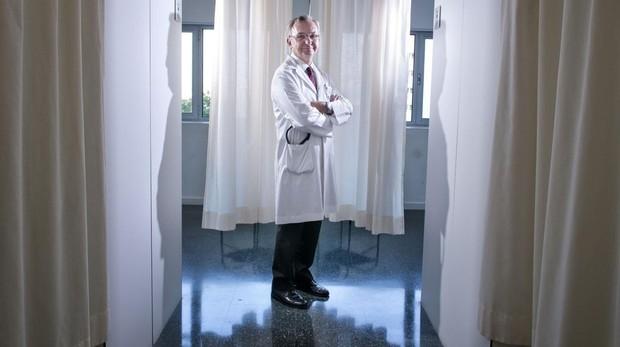 El doctor Josep Baselga en una imagen de archivo