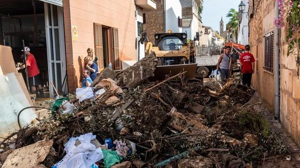 Inundaciones de Mallorca