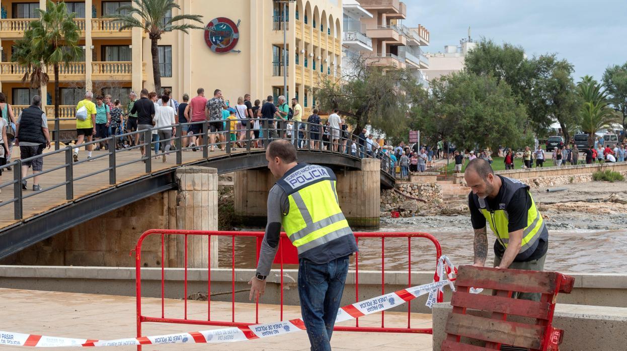 «No hay un pueblo en el Mediterráneo que esté a salvo de las inundaciones»