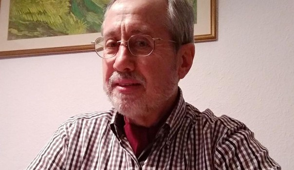 Antonio Jimeno, presidente del sindicato catalán de profesores AMES