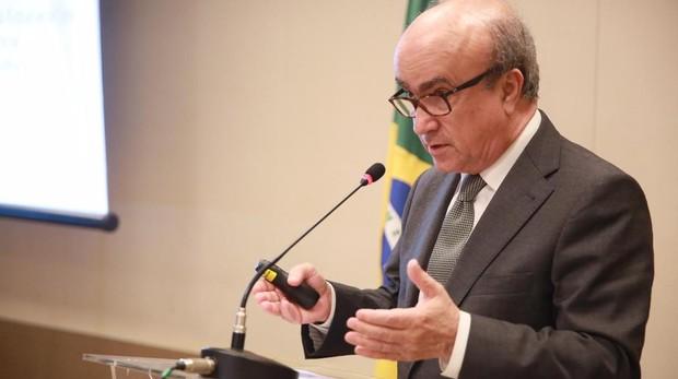 El secretario general de la OEI, Mariano Jabonero