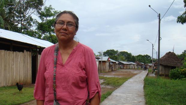 «La Amazonia tiene que dejar de ser considerada como un almacén»