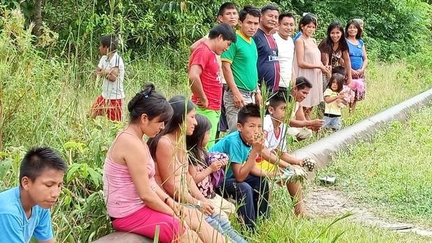 El oleducto norperuano, símbolo del abandono de las comunidades amazónicas