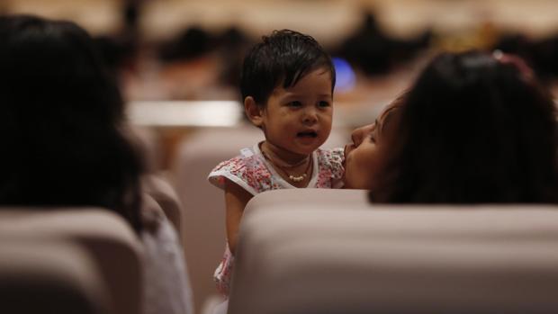Birmania celebra una ceremonia por el Día Universal del Niño 2018