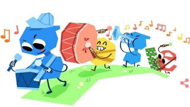 Doodle Día Universal del Niño