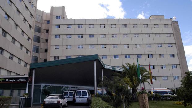 Imagen de archivo del Hospital Torrecárdenas
