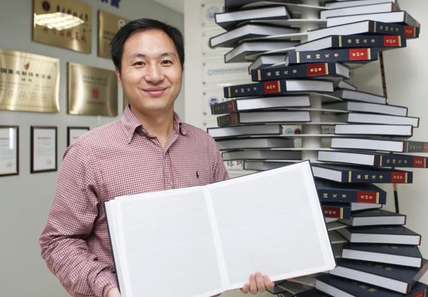 He Jiankui, el científico que asegura haber traído al mundo dos gemelas modificadas genéticamente para ser inmunes al virus del sida