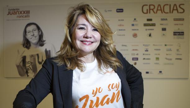 Mar Muñoz, directora de Marketing, Ventas y RSE de la Fundación Juan XXIII Roncalli