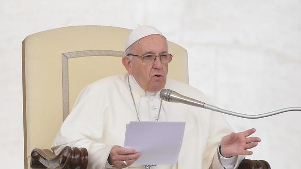 Sociedad El Papa Francisco En Una Imagen De Archivo