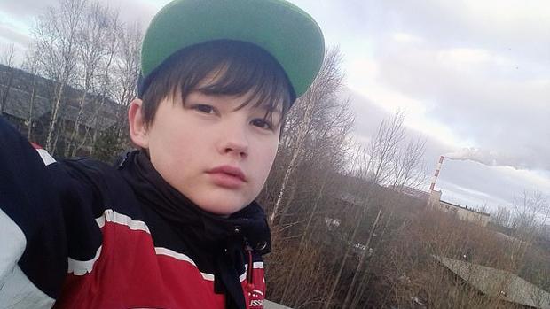 Vanya Krapivin, de 16 años, asesinado por el violador de su madre