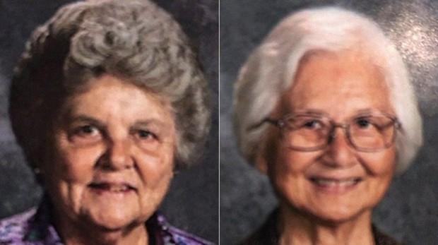 Hermana Margaret Kreuper y la Hermana Lana Chang
