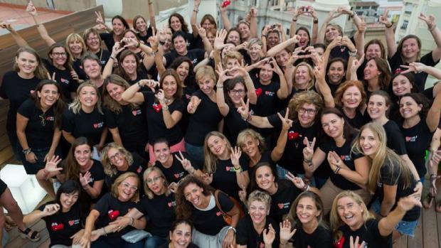 El movimiento «Mamás en acción»