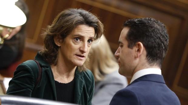 La ministra de Transición Ecológica Teresa Ribera