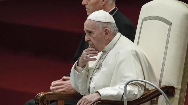 El papa Francisco preside su audiencia general el pasado miércoles