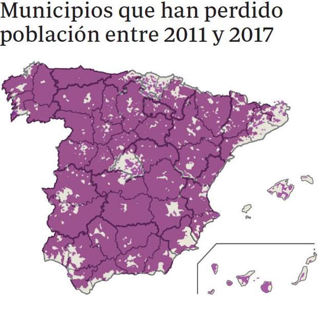 El reto demográfico: habla la España vacía