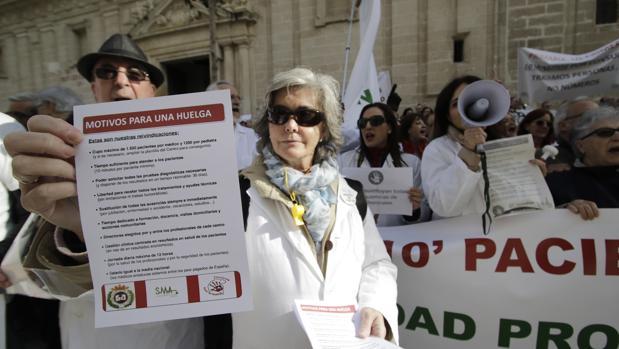 Fuga de médicos españoles al extranjero