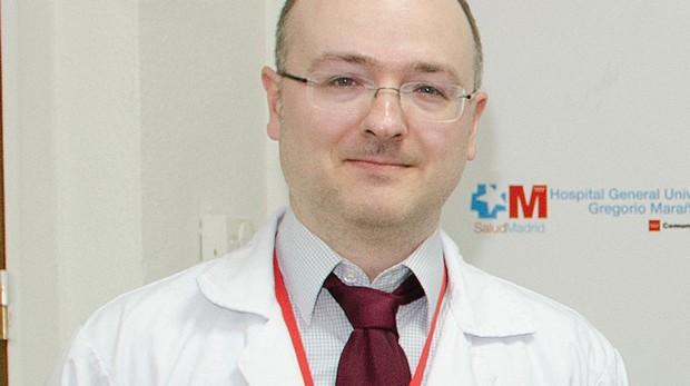 Dr. Iván Márquez Rodas, co-director de la investigación y oncólogo del Hospital Gregorio Marañón