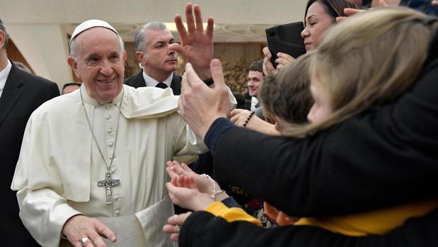 El Papa Francisco deseó que «este tiempo de bendición le permita a Venezuela encontrar de nuevo la concordia»