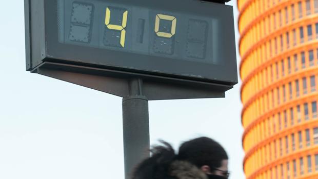 25 provincias tiene aviso de riesgo por bajas temperaturas o fenómenos costeros