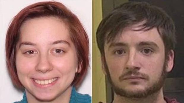 Jaimie Ivancic (izquierda), de 21 años, quien ha sido asesinada por Shelby Svensen, de 25