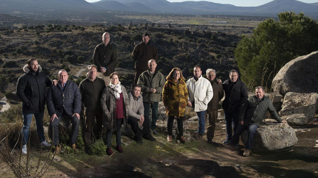 La España que vive de la caza