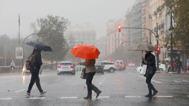 Imagen de archivo del pasado noviembre en Valencia