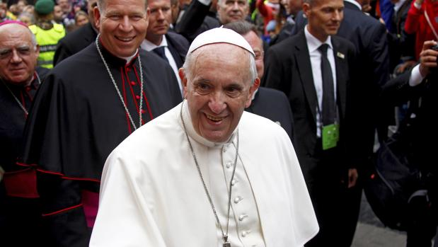 Papa Francisco: «Dios es como una madre que nunca deja de amar a su criatura»