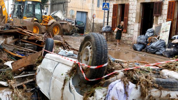 d518762b4e Sociedad Los destrozos provocados por las inundaciones en Sant Llorenç