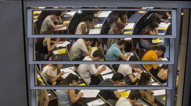Alumnos de la Universidad Pompeu Fabra